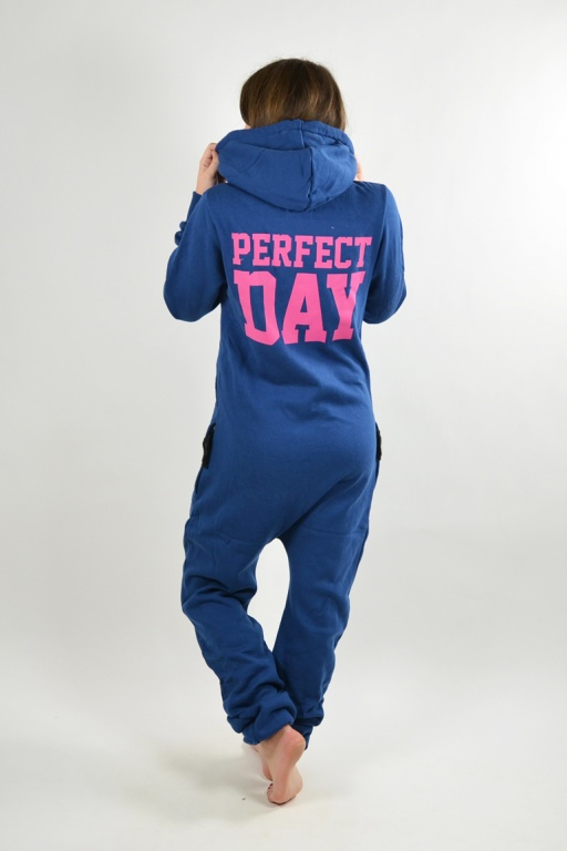 Comfy Navy, Perfect Day, Onesie - 1211