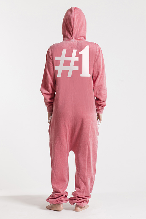 Burned Red, Hashtag #1, Onesie - 5107