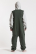 College - Green, Onesie - 4231