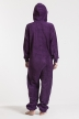 Fleece - Purple, Onesie - 4315
