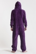 Fleece - Purple, Onesie - 4319