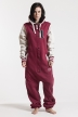 College Red, Heart, Onesie - 4915