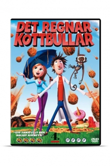 Movie: Cloudy with a Chance of Meatballs (DVD) - 1836
