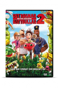 Movie: Cloudy with a Chance of Meatballs 2 (DVD) - 1837
