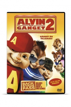 Movie: Alvin and the Chipmunks: The Squeakquel (DVD) - 1839