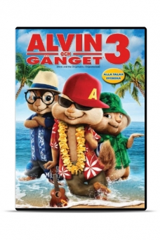 Movie: Alvin and the Chipmunks: Chipwrecked (DVD) - 1840