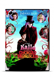 Movie: Charlie and the Chocolate Factory (DVD) - 1854