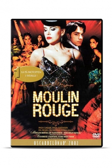 Movie: Moulin Rouge! (DVD) - 1861