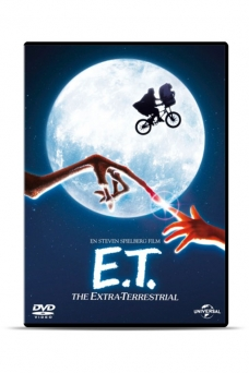 Movie: E.T. the Extra-Terrestrial (DVD) - 1867