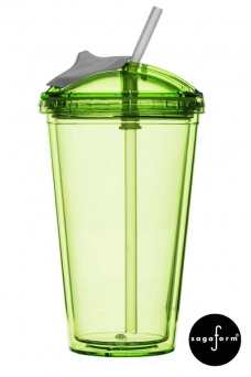Smoothie Cup, Green - 3570