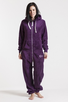 Fleece - Purple, Onesie - 4314