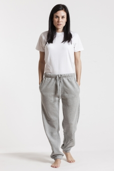 Sweatpants, Grey - 4395
