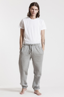 Sweatpants, Grey - 4399
