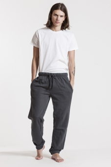 Sweatpants, Dark Grey - 4403