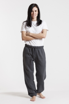 Sweatpants, Dark Grey - 4407