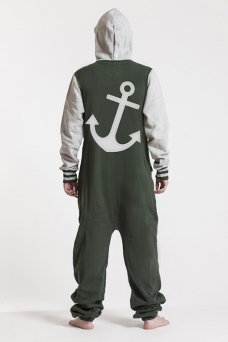 College Green, Anchor, Onesie - 5026