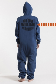 Comfy Navy, The Best, Onesie - 5266