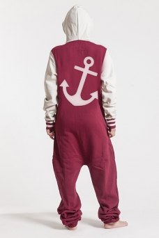 College Red, Anchor, Onesie - 5348