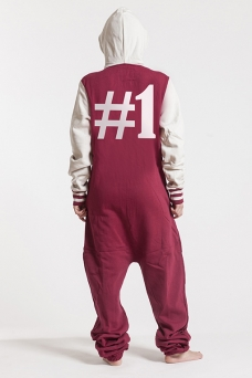 College Red, Hashtag #1, Onesie - 5357