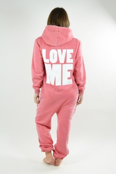 Burned Red, Love Me, Onesie - 552